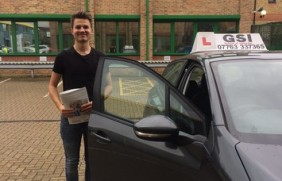 Box Icon Well done Sam for passing with GSI!