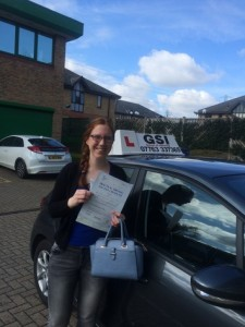 Well done Jenny for passing with GSI!