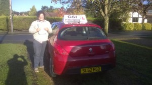 Well done William for passing with GSI!