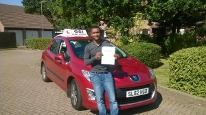 Well done Kyle for passing with GSI!