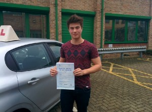 Well done Peter for passing with GSI!