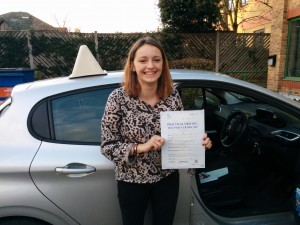 Well done Wallis for passing with GSI!